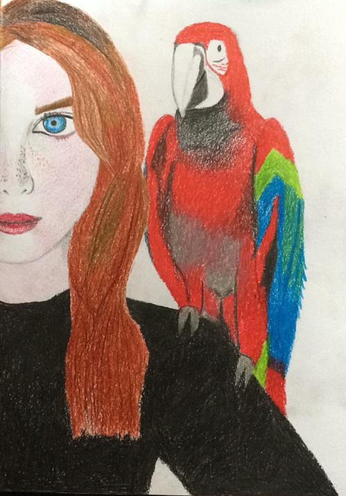 S papouškem