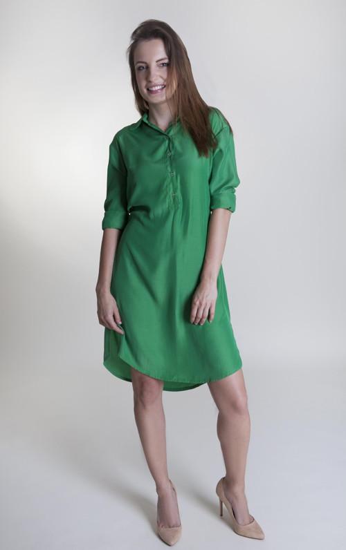 Košelové šaty  Green