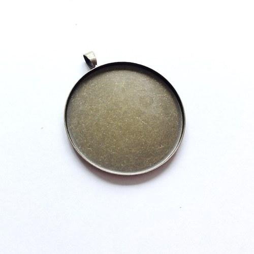 VÝPRODEJ - Lůžko (40 mm) - staromosaz
