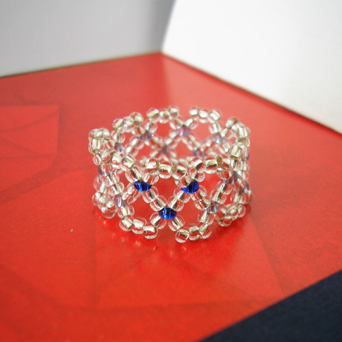 Prsten stříbrný (9)