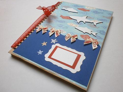 deník pro malé i velké námořníky