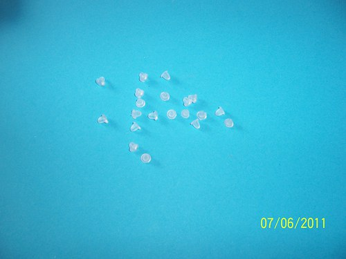 20x silikonové zarážky
