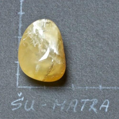 Opál žlutý