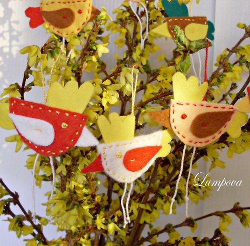 Jarní čimčaráčci pro radost !!!