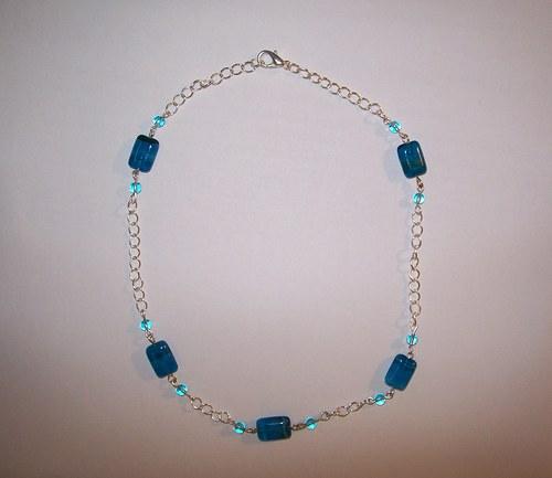 Šperk - Modravo