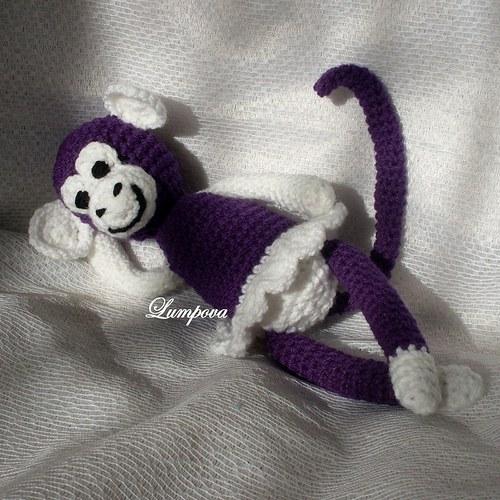 Opička tanečnice
