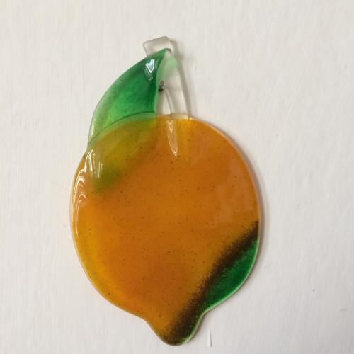 Skleněný citrón 1