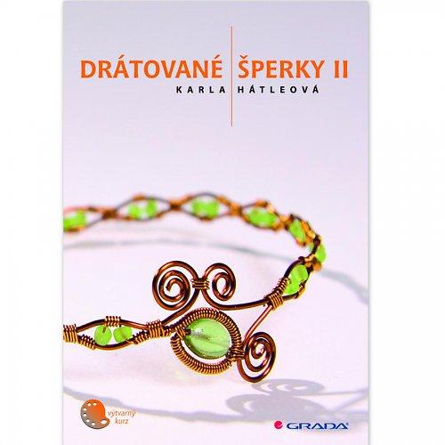 Drátované šperky II / kniha