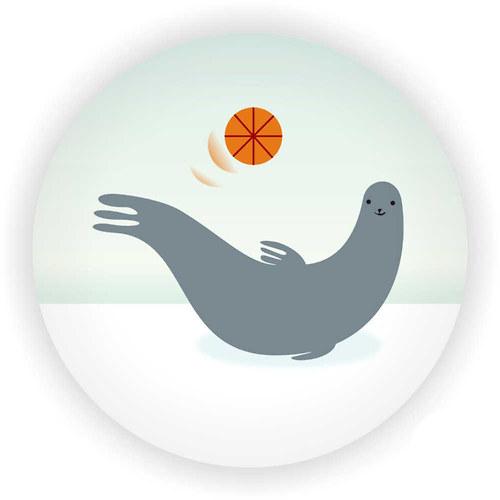 NBA tuleň