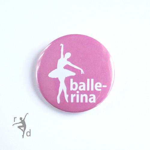 Placka BALLERINA (odznak)