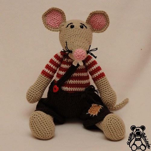návod na myšáka Leopolda