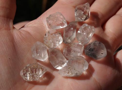 sada - malý křišťál - krystal  J1037
