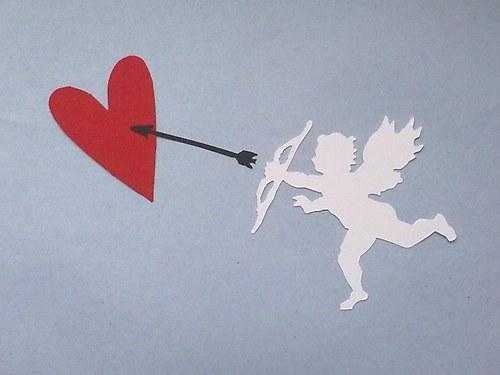 Výsek - Amorův zásah