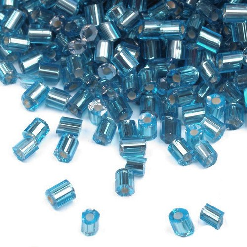 AKCE - Rokajl skl. sekaný modrý - 50 g