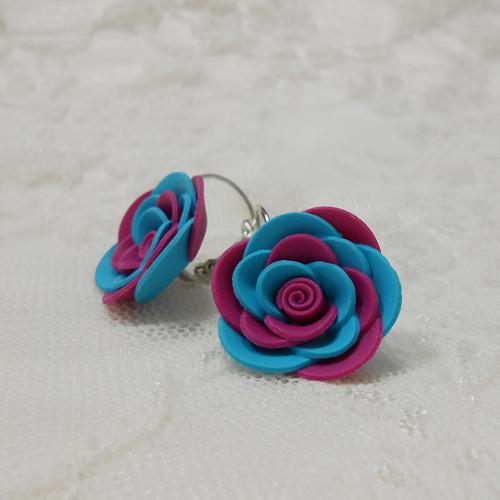 MAXI růžičky barevné