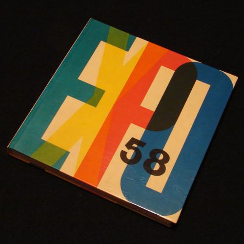 Kniha Expo 58