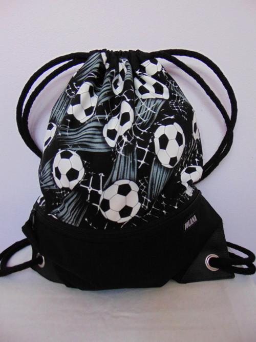 Batůžek- vak, fotbal