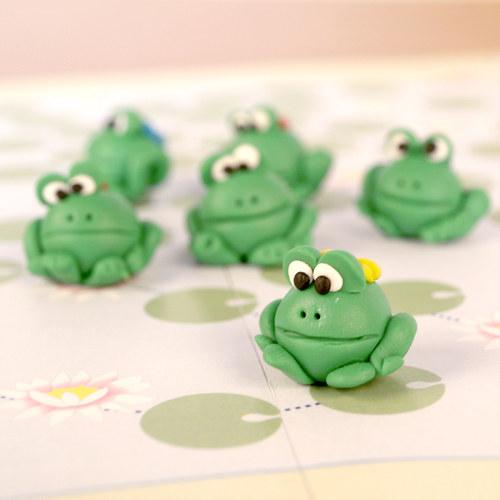 Žáby na rybníce - hra