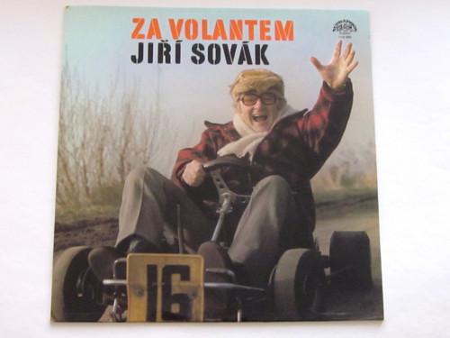 LP Za volantem Jiří Sovák