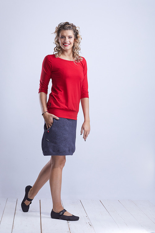 Skirt Gray