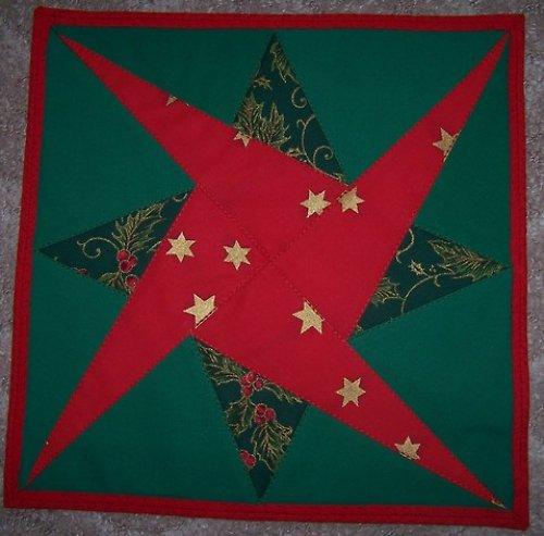 Vánoční prostírka - SLEVA