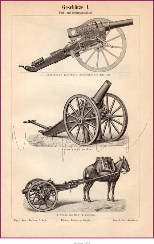 Zbraně na přelomu 19. století