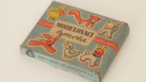 Modelína, modelovací hmota Koh i Noor