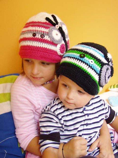 PROUŽKOVANÉ- sada bekovek pro sourozence