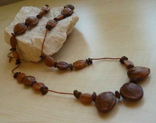 Peckový náhrdelník (č.3)