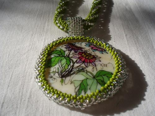 Kytičková perleť