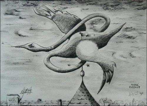 Marná evoluce