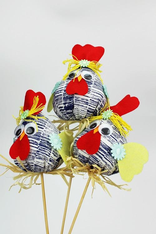 Naše velikonoční pipiny. č.78