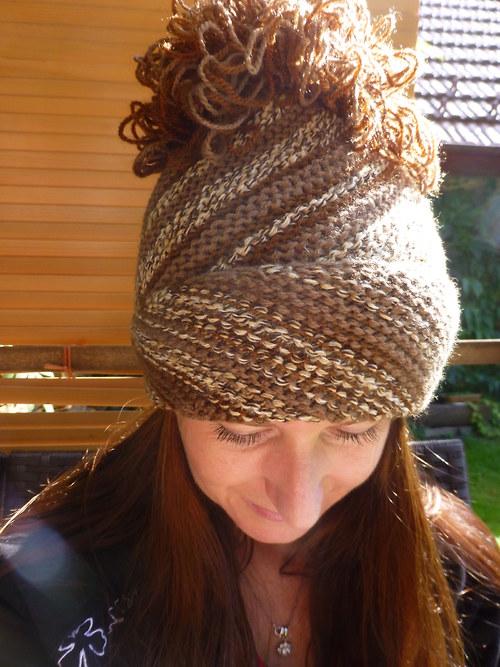 Zimní unisex čepice