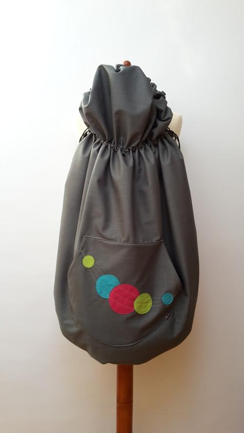 CELOROČNÍ kapsa softshell SKLADEM - šíře 90cm