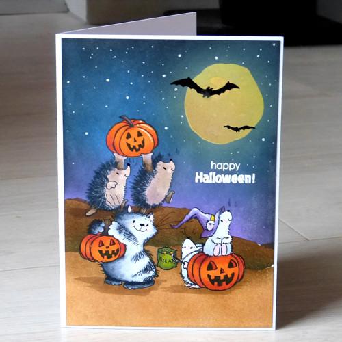 Halloweenské přání
