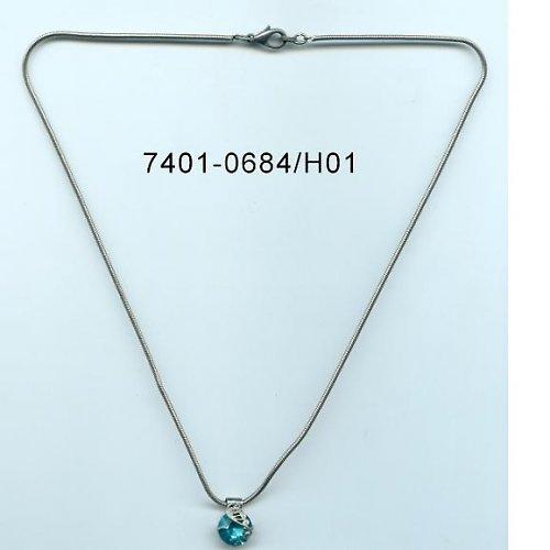 Štrasový náhrdelník F50