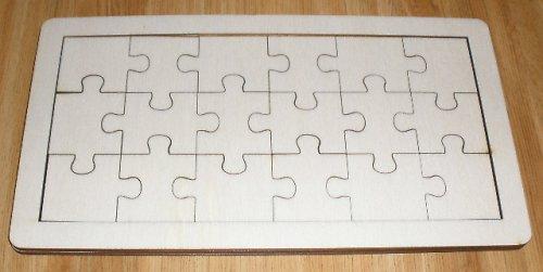 Puzzle na decoupage - skládačka 1/2M ubr.