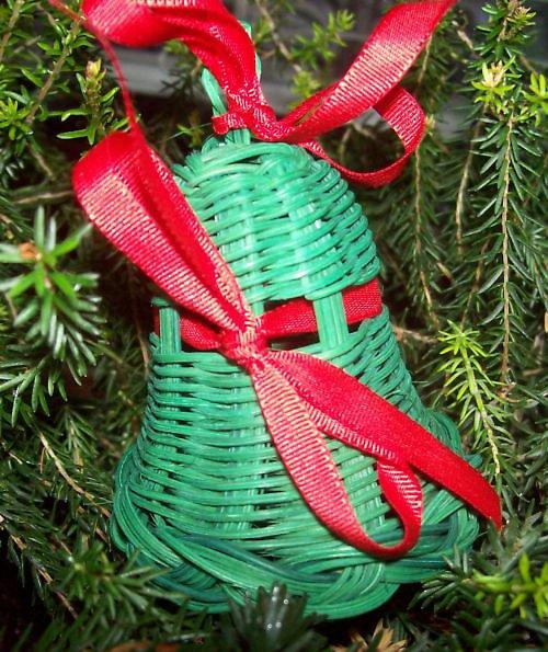 Zvonky a zvonečky v zelené.. Výprodej