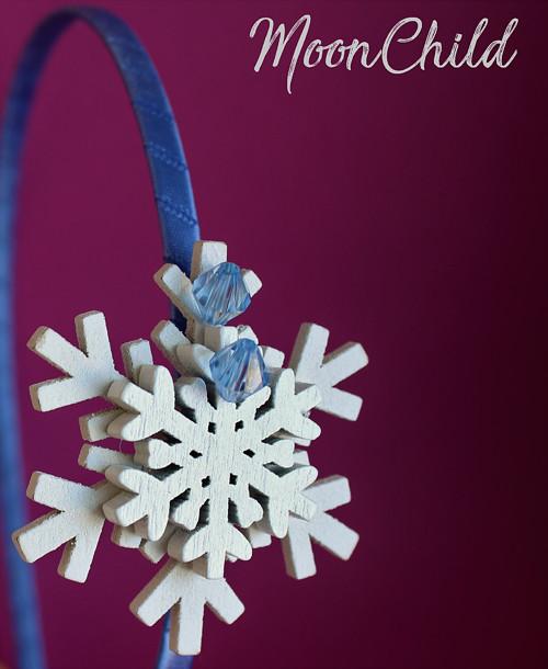 Snowflake - čelenka