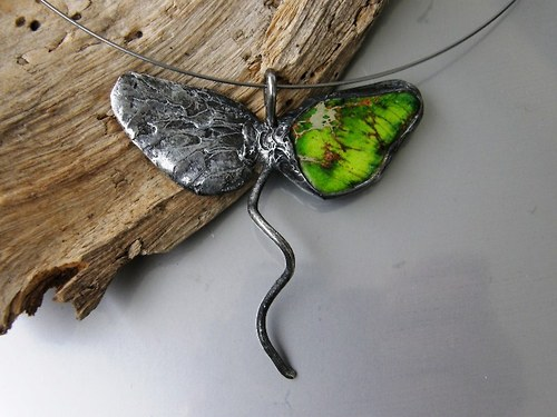 Verde mariposa