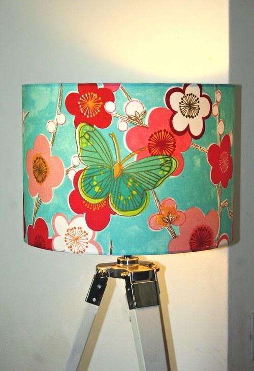 Stínítko na lampu Blossom - stolní/stropní