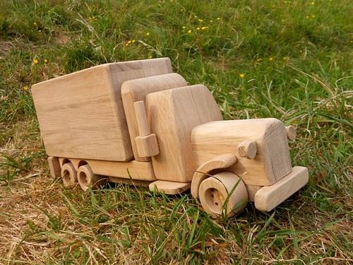 Auto - retro náklaďák