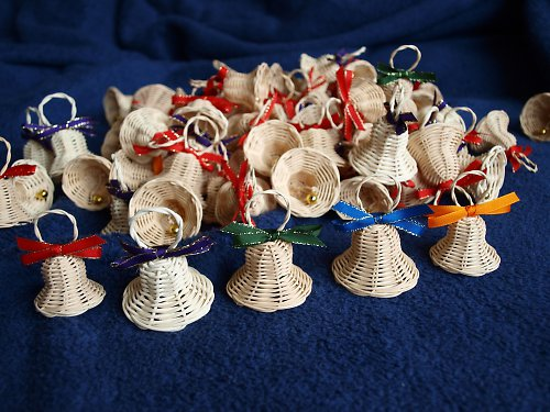 Vánoční minizvonečky