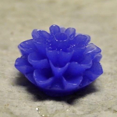 Květ 15mm / švestková