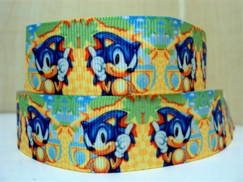 Stuha rypsová š.25 mm: Sonic