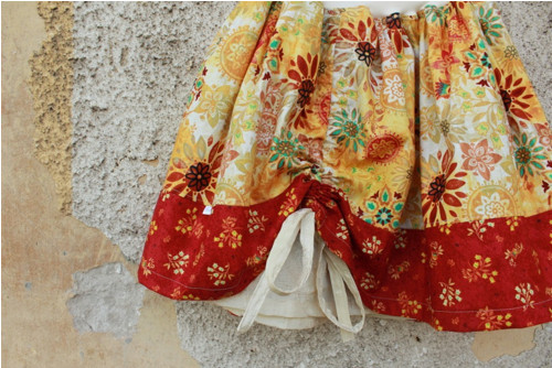 Sukně Mozambique