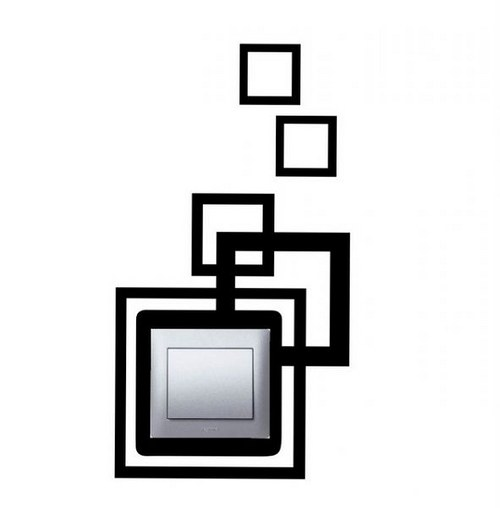 Nálepka pod vypínač (030v)