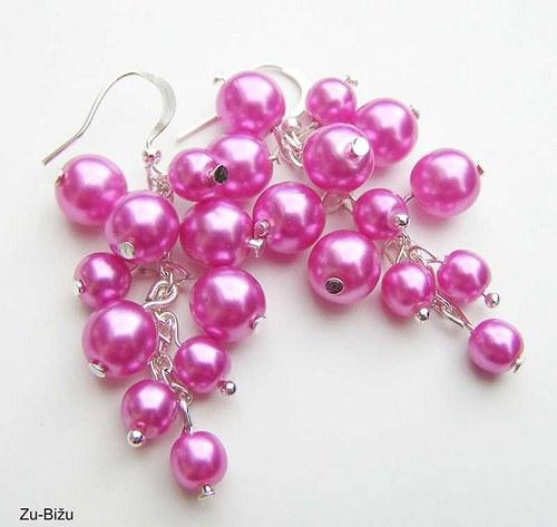 Malé strapčeky Ružové