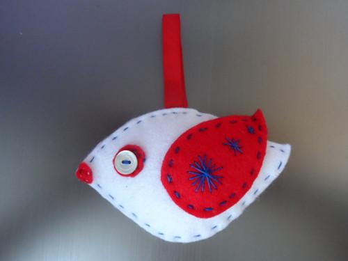ptáček Jarabáček