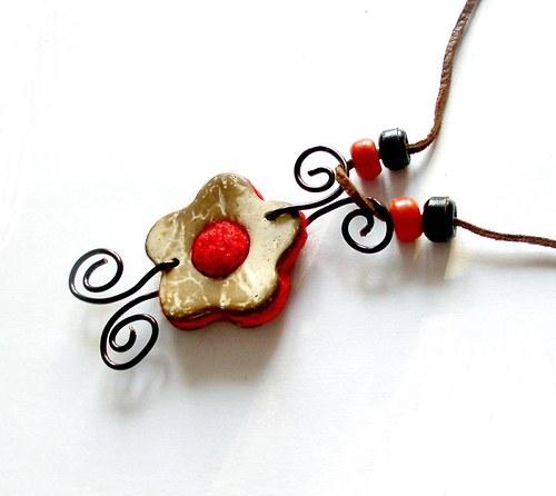 Linecký náhrdelník